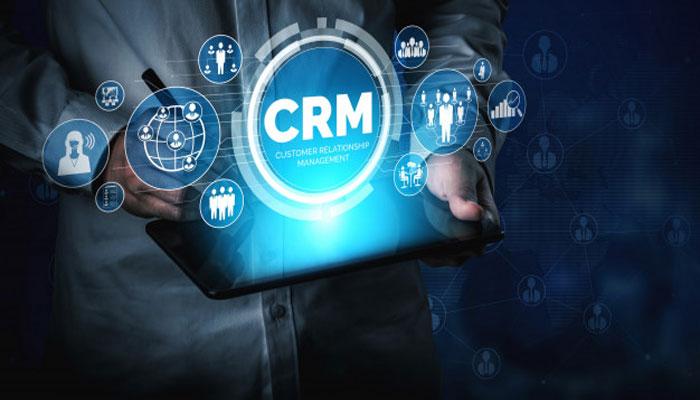 روش کار با نرم افزار CRM, استفاده از crm