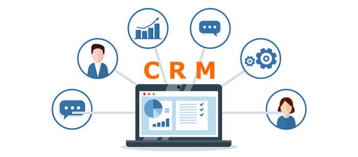 نرم افزار CRM تحت وب یا نرم افزار CRM ابری