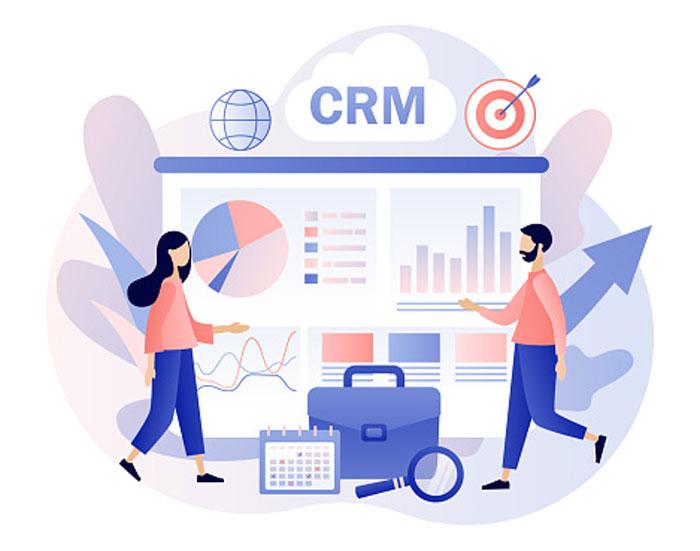 CRM تعاملی