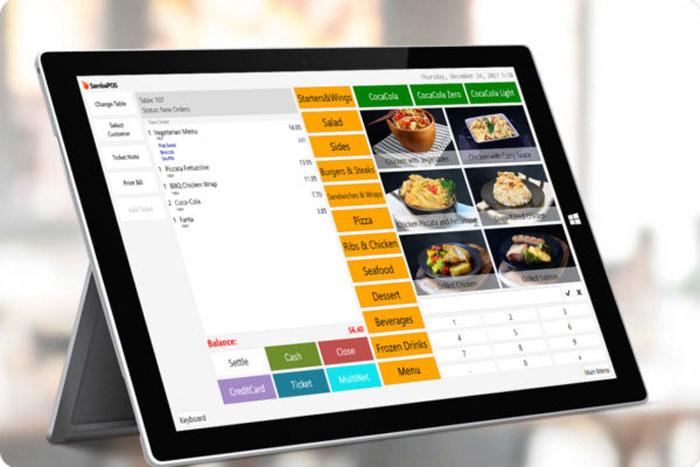 ویژگی های بهترین نرم افزار رستوران