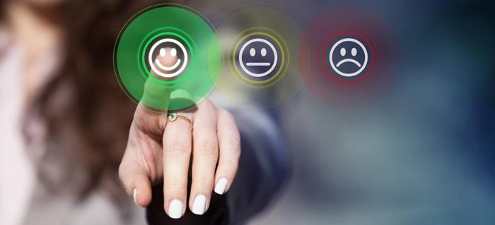 اهمیت بررسی رضایت مشتری