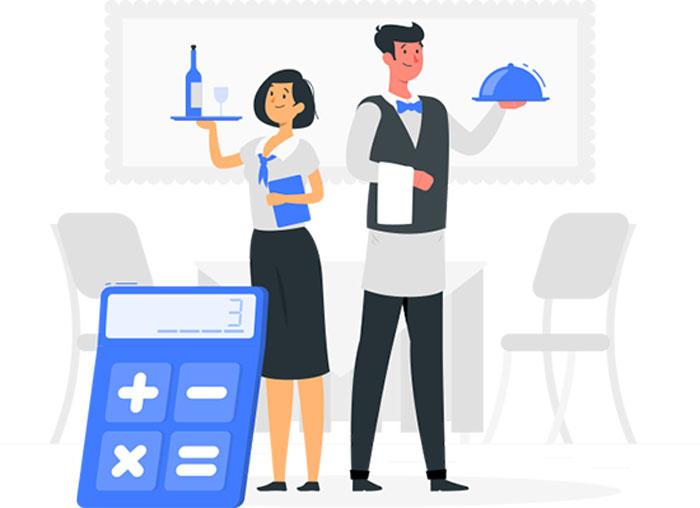 مزایای استفاده از نرم افزار حسابداری رستوران, مزایای نرم افزار مدیریت رستوران,مزایای نرم افزار تحت وب رستوران داری